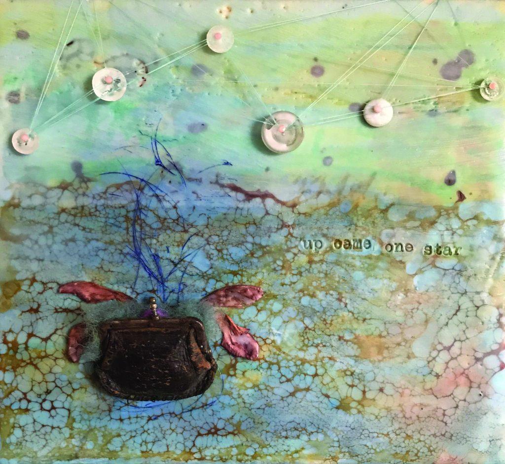 Julia Grady studio tour artist image