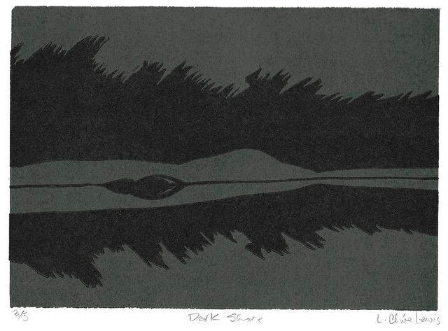 Clive Lewis studio tour artist image