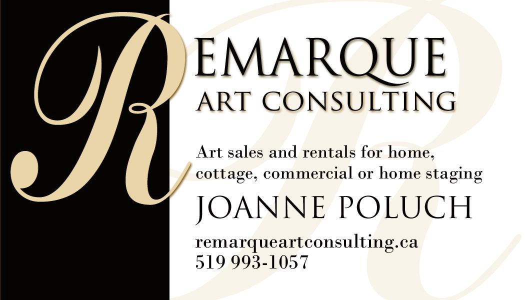 Joanne Poluch advertising image