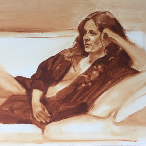 Laurie McGaw studio tour artist image